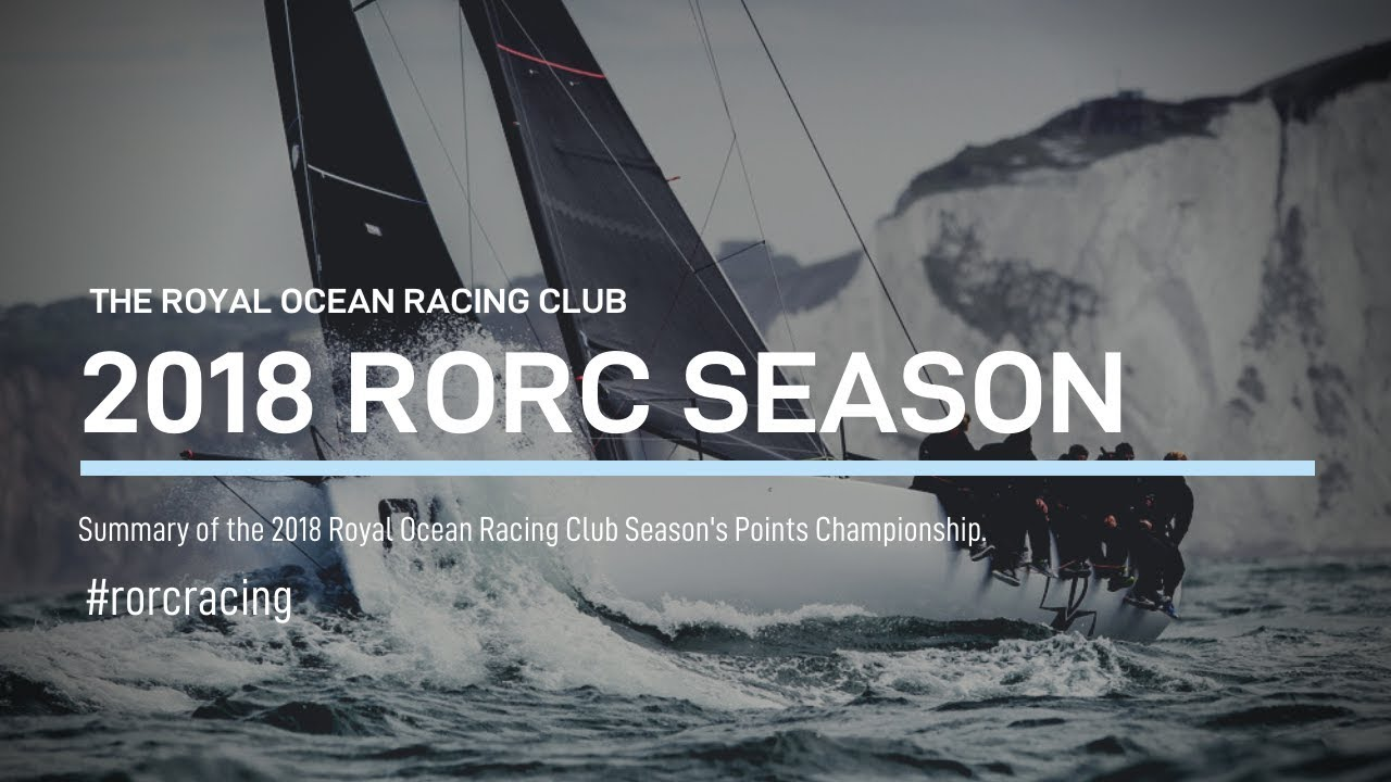 Video: 2018 RORC Season summary