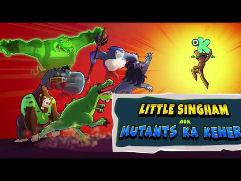 Download Little Singham Aur Mutants Ka Keher, Today at 1.30 pm | Official Music video HD Mp4 3GP Video and MP3