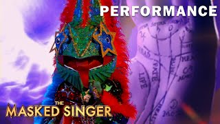 "Chameleon sings ""21 Questions"" by 50 Cent feat. Nate Dogg 