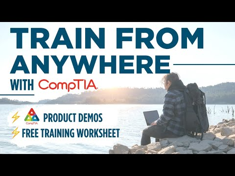 How to Train for IT Certification Exams (from home!) + 20% OFF ...