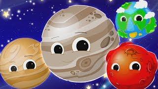 Gambar cover Planet lagu   belajar planet nama   tata surya sajak   Planets Song   Oh My Genius Indonesia
