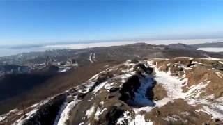 Полет над Форт №4. Владивосток FPV