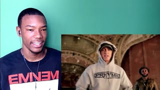 EMINEM CYPHER F*CK!NG FIRE!!! - Vevo Presents: Shady CXVPHER REACTION