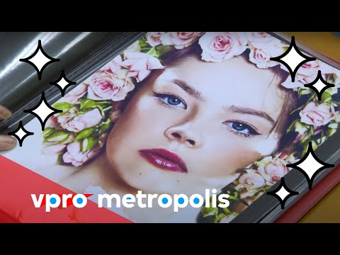 A 14 year old model in Bulgaria - vpro