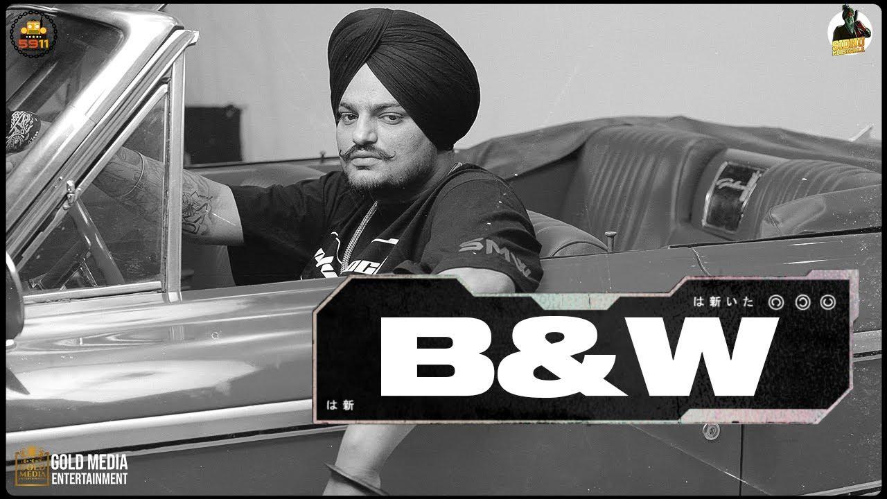 B&W (Official Audio) | Sidhu Moose Wala | The Kidd | Moosetape| Sidhu Moose Wala Lyrics