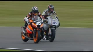 MotoGP™ Best Battles: Redding vs Márquez Silverstone 2012