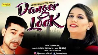 Danger Look Sapna Choudhry 2018 Hit Stage Dance