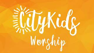 """CityKids Worship """"What A Beautiful Name It Is"""" Hand Motions"""