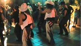 Sexy tractor Nat' line dance