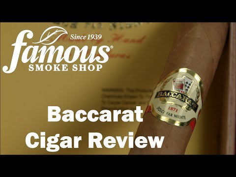 Baccarat video
