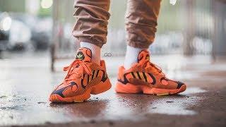 Adidas yung 1 revisione & a piedi: per gli hobbit & bigfoot