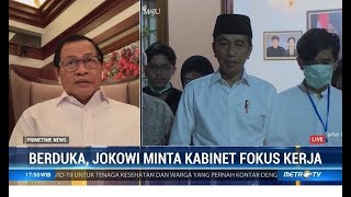 Sedih! Presiden Berduka, Kabinet Diminta Fokus Bekerja
