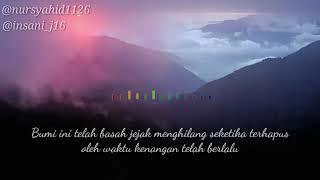 #N.I.J 🌸# Melodi Rindu   Musikalisasi Puisi - Aksara