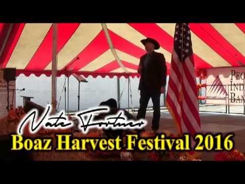 Hire Nate Fortner Gospel Singer In Boaz Alabama