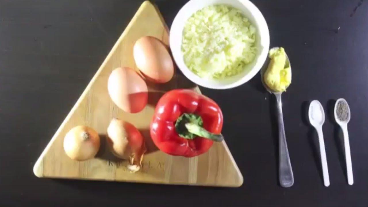 Omelet Rajungan | Crab Omelette – Seaprime Food