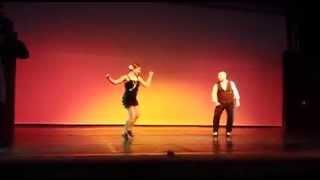 Antonio Barone - I Wan'na Be Like You (Tap Dance Duet)