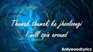 Zara Sa Jhoom Loon Mein [English Translation] Lyrics