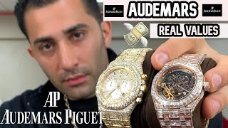 AUDEMARS PIGUET PRICES : Time to Learn About