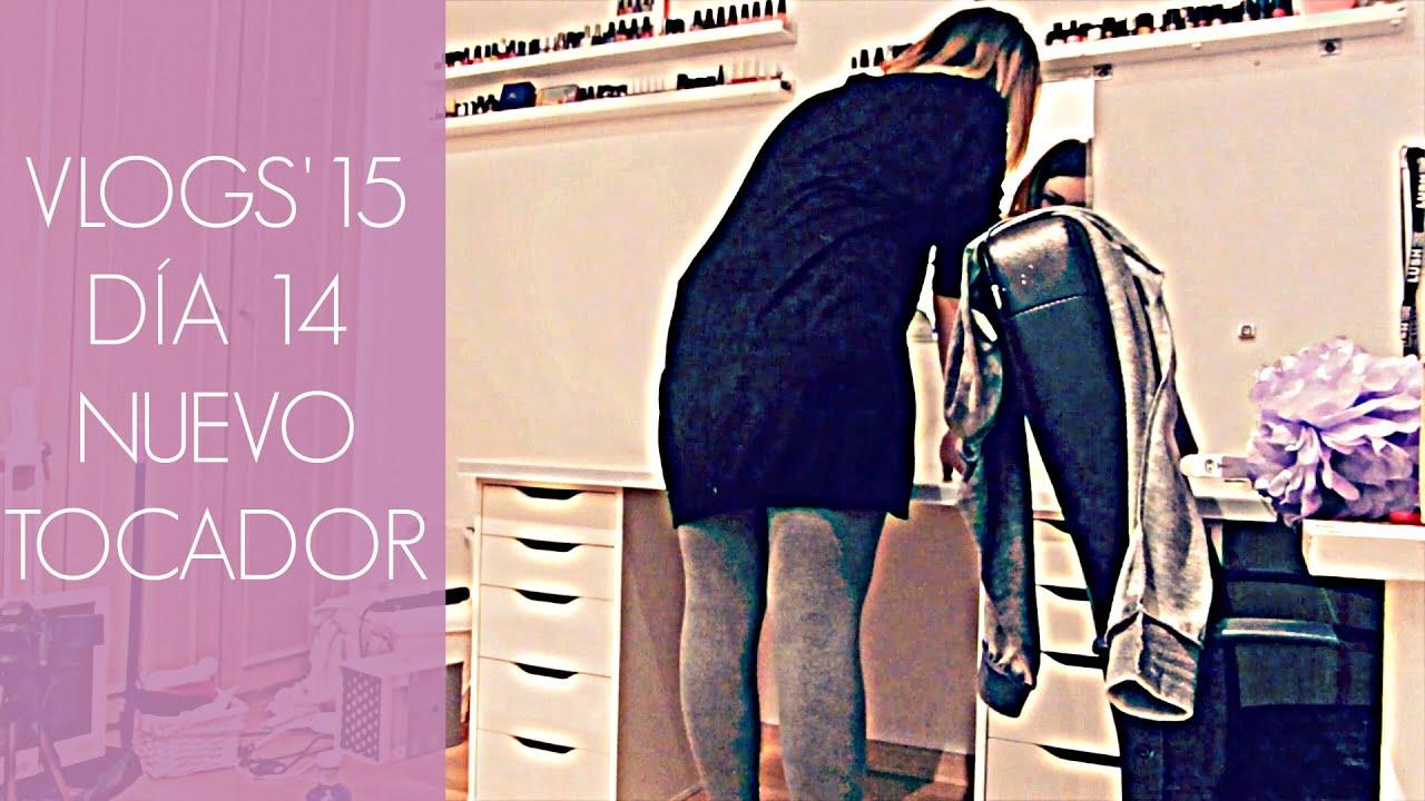 VLOG 14: Montando el nuevo tocador by IKEA y WALLAPOP (Nonivlogs'15)