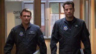 飞行员劫持两枚核弹,勒索政府2.5亿美元,却毁掉了20亿美金的战机,吴宇森执导动作片