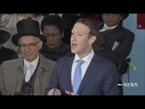 , title : 'Mark Zuckerberg Harvard Commencement Speech 2017 FACEBOOK CEO'S FULL SPEECH'