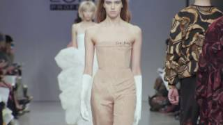 Day 1 highlights at London Fashion Week February 2017