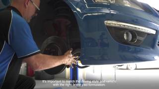 Episode #64: Bendix Test Pilot Program - HSV Maloo Street Road Track Brake Pad Install