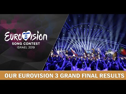 OUR EUROVISION 3 GRAND FINAL RESULTS! WHO WON? download YouTube