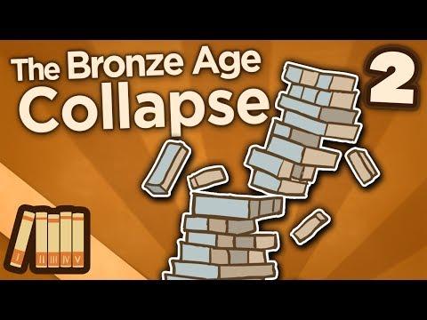 Kolaps doby bronzové: Kolo a tyč