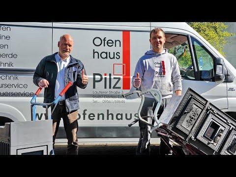 Ofenhaus Pilz - Heizeinsatz Erneuerung und Optimierungen im Kachelofen