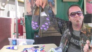 Disney And TOMS Shoes With The ART ARMY At The FESTIVAL OF THE MASTERS