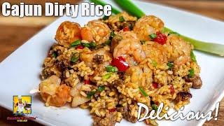 Cajun Dirty Rice | Dirty Rice
