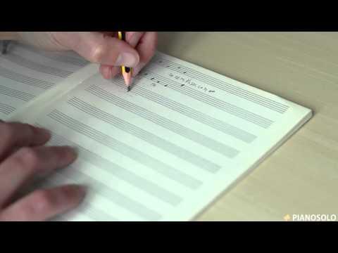 Come leggere la musica dal pentagramma
