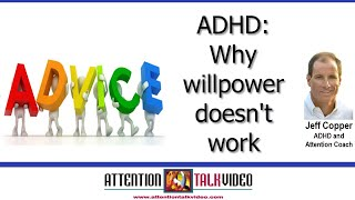 ADHD Tips and Solutions: Why They Don't Work