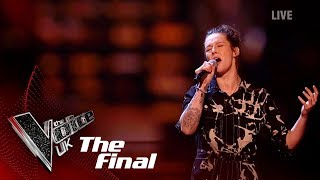 Deana's 'Autumn Leaves' | The Final | The Voice UK 2019