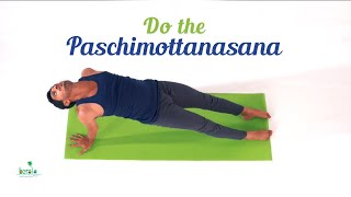 Paschimottanasana - The Forward Bend