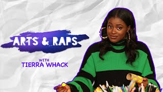 Tierra Whack Gets Interviewed By Kids | Arts & Raps