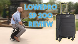 LowePro Photostream SP 200 Rolling Camera Bag Review