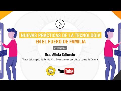 NUEVAS PRÁCTICAS DE LA TECNOLOGÍA EN EL FUERO DE FAMILIA