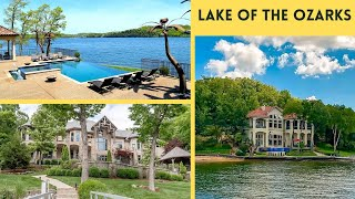 Lake of the Ozarks (Lakefront Homes)