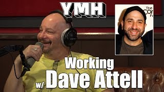 Jeff Ross On Dave Attell | YMH Highlight