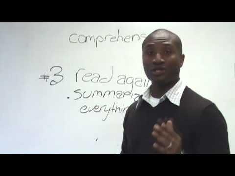 Lekce angličtiny – porozumění textu