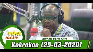 #Kokrokoo National Day of Fasting & Prayers (25 /03/ 2020)