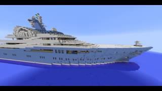 Minecraft Yacht Download म फ त ऑनल इन व ड य