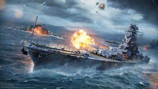 World Of Warships - Первые бои. Первые Ошибки.