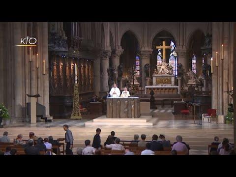 Messe du 20 avril 2018