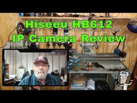 In-depth - Banggood Review - Hiseeu HB612 IP Camera