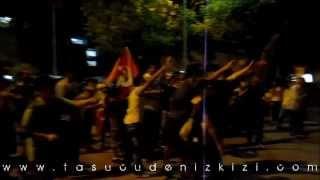 preview picture of video 'Silifke Faşizme Karşı Meydanlarda! Silifkelinin Sloganına Polis Eşlik Ederse!'