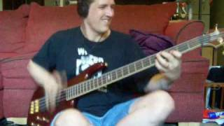 "311's ""What Was I Thinking?"" on bass - LRRG"