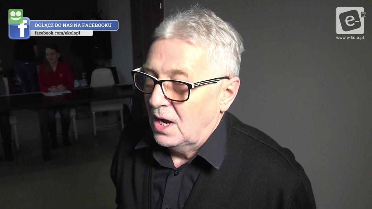 Henryk Perzyński o historii WOŚP w naszym mieście